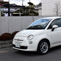 FIAT500 SPORT入庫中