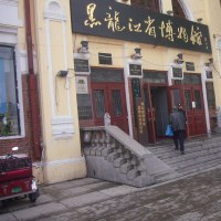 「中国東北部5都市紀行」ハルビン 黒龍江省博物館1