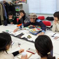 2016年12月7日(水)絵本わくわくコース・tupera tupera 亀山達矢さんの授業内容