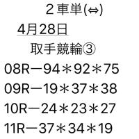 4/28 取手競輪③