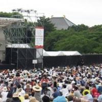<ムジークフェストなら④> 春日野園地で沖縄音楽一色の2日間