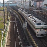 2016年10月23日,臨時快速 山梨富士3号 189系グレードアップあずさ色