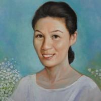 人生の記念日に肖像画の贈り物「吉田肖像美術」