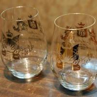 新しいタンブラーグラスです! @nara_mise