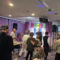 横須賀・馬堀海岸カラオケパーティー。