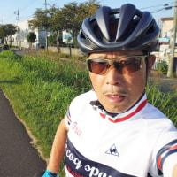 久し振りのサイクルトレーニング