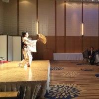 『世川行介さんを声援する宴』の光景 2