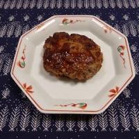 甘酢ハンバーグ