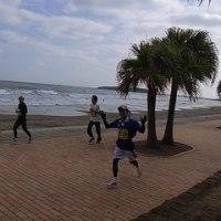 2010.12.12. 青島太平洋マラソン(ハーフ) 1時間40分30秒