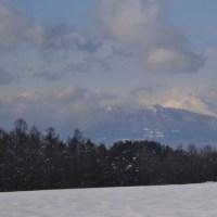 昨日の八ヶ岳と浅間山と奇跡の始まり