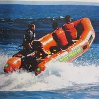 ニュージーランドの水辺の安全活動は、世界一だそうです。