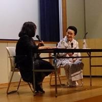 「演劇の証言・竹本駒之助師に聞く」(2015年7月18日)