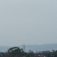 今朝の朝雲