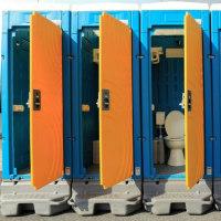 避難所、催し、ドボジョ…洋式化進む仮設トイレ