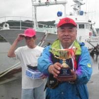 横浜の若大将様は美法丸の名誉宴会部長です。
