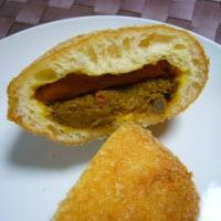 炭火焼肉 たむらのカレーパン