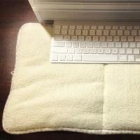キーボード枕