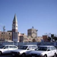 名古屋・旅行記4―海の見える街、人のいない街―
