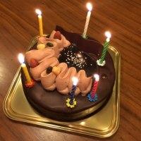 アキラ6才のお誕生日会