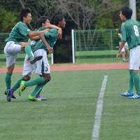 高校サッカー選手権大会 愛知県大会2回戦
