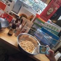 立春味噌作り