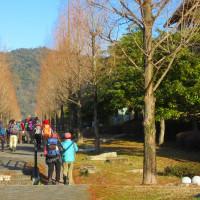 4 長者山山系(510m:安芸区・安佐北区)登山  登山のスタート