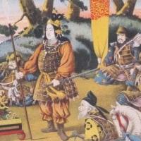 百済の遺民支援の日本軍と、百済を滅ぼした唐の新羅軍との戦い。