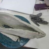 クジラと廃墟(陶編)