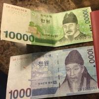 4年ぶりの韓国