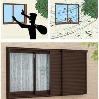 激安!窓まわりリフォーム(雨戸)富山県高岡市~雨戸の修理、雨戸の設置~