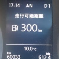 6万キロ走りました。