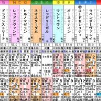 【マカハ】5/27京都11R 朱雀ステークス・枠順&予想