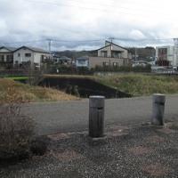 三島市の南側外周を歩く。