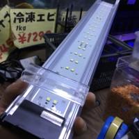 中古GEXクリアLEDライト パワー3 60cm