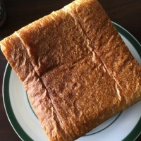 Rの食パンおいしいー
