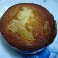 バナナチップのアーモンドケーキでなんとか空腹をまぎらわし:P