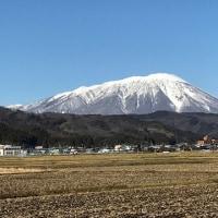 2464)岩手彷徨 滝沢市(岩手・姫神・早池峰一望)