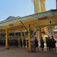 ミヤンマー チャッカワイン僧院 3