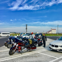 BMWサポートカー ツーリング ハーレー 輸入二輪車専門店クリアランス=トライアンフ埼玉東の「秩父路ツーリング」に参加して・・・