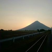JR最南端の駅『西大山駅』からの開聞岳