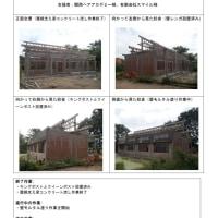 カンボジア タナウ小学校の建設状況