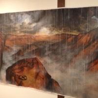 ■高橋弘子第11回個展『たぶん世界に私しかいない』(2017年5月17日~29日、札幌)