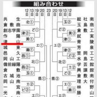 岡山県高校野球1年生大会が11月12日開幕