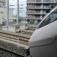 車止め 常磐線 勝田駅