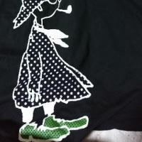 スナフキンTシャツ届きました🎵