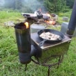 火遊び、外飯