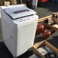 熊本 古い壊れた洗濯機 不用な洗濯機持込み無料回収処分‼️熊本市北区リサイクルワンピース