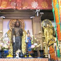 椿寺の十一面観音さま