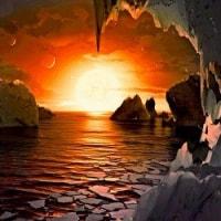 地球に似た惑星が存在するとあった