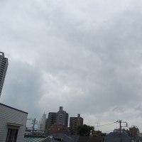 今朝(6月21日)の東京のお天気:小雨、6月(後半)の作品:寄り添う二人